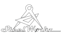 logo website steelworkz